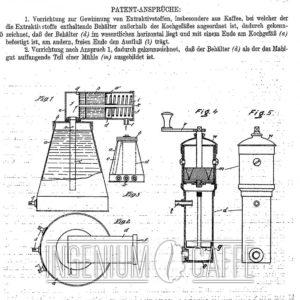 EDMARI – brevetto di caffettiera