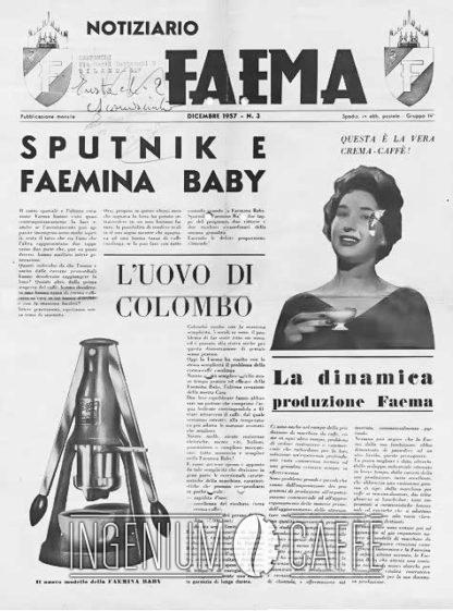 Faemina Baby - pubblicità originale