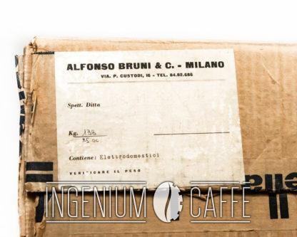 Brunella Alfonso Bruni - Scatola