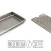 Mini Gaggia - griglia e vaschetta