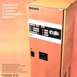 FAEMA - distributore E61