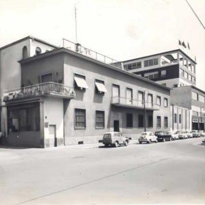 FAEMA – sede storica in via Ventura