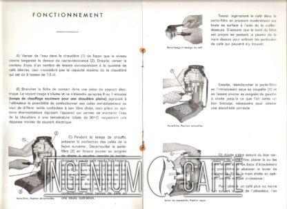 Comocafé - istruzioni originali