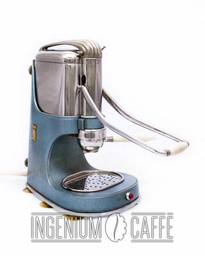 Macchina da caffè VAM Arrarex – grigio-azzurro